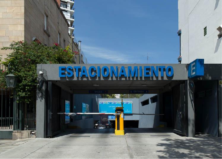 Parking San Martin de Tours
