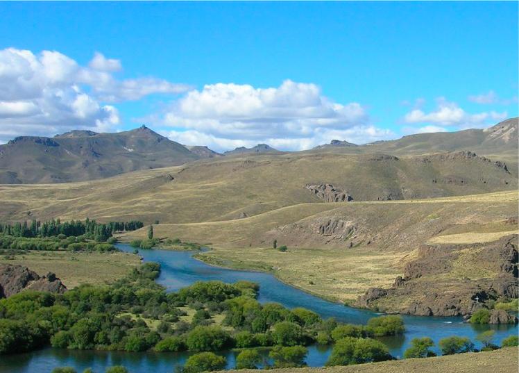 Fincas de la Patagonia